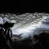 Yukon River jumble ice