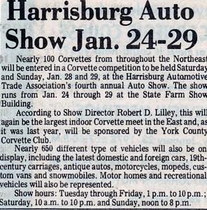 1978 PA Auto Show