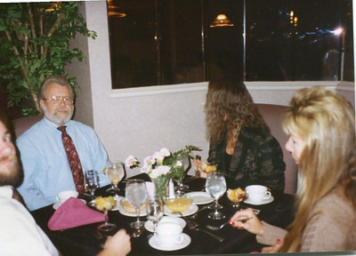 1993 25th Anniversary Banquet