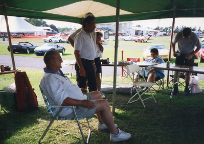 1997 Corvettes at Carlisle