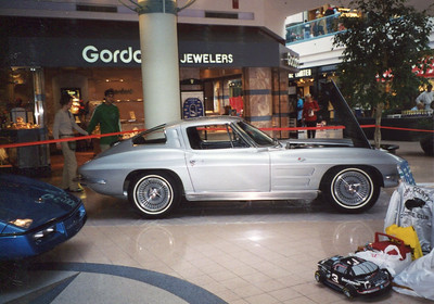1997 Galleria Mall Fall Show