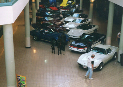 1997 Galleria Mall Spring Show