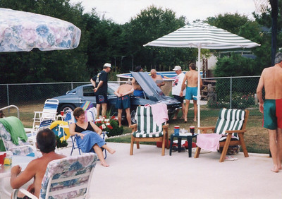1997 Pool Party Keasy's