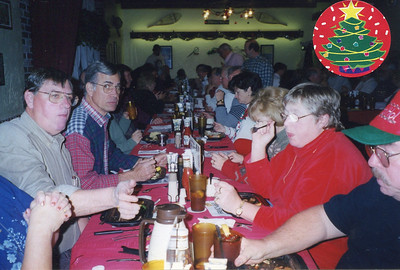 1999 Christmas Party