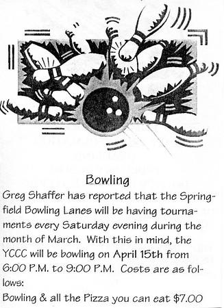 2000 Bowling