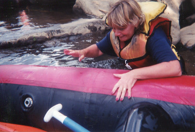 2000 Raft Trip Lower Yough