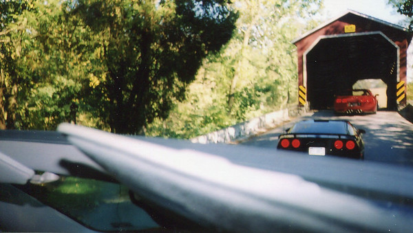 2003 Covered Bridge Run