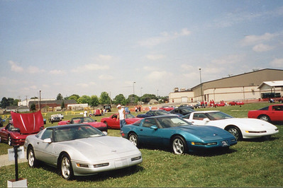 2004 3rd Annual York US30 Muscle car Madness