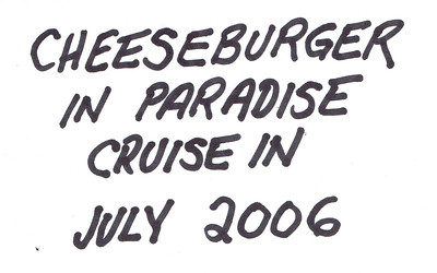 2006 Cheeseburgers in Paradise