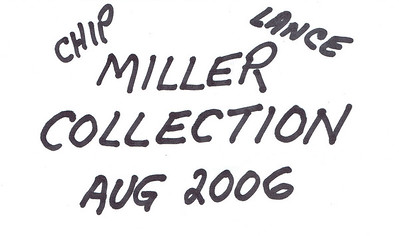 2006 - Chip Miller Collection