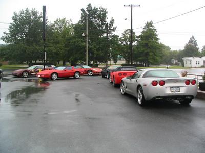 2006 Royal Motors Vette Show