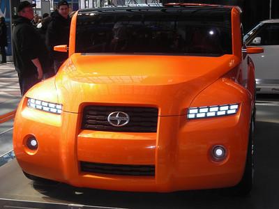2008 NY Auto Show