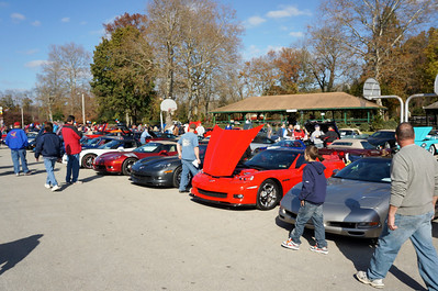 2011 - Corvettes for Chip