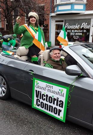 2015 - St Pats Parade
