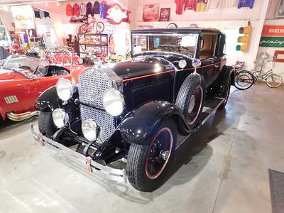2018 - Steve Jones Car Collection