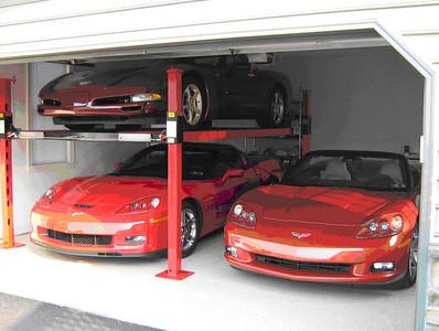 YCCC Member Garages
