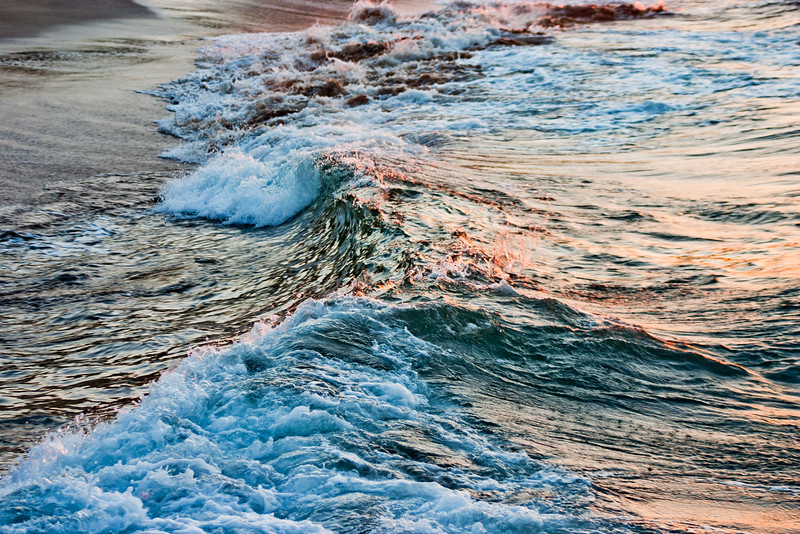 Colorful Water in Michigan