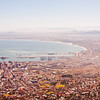 Cape Town South Africa from Above