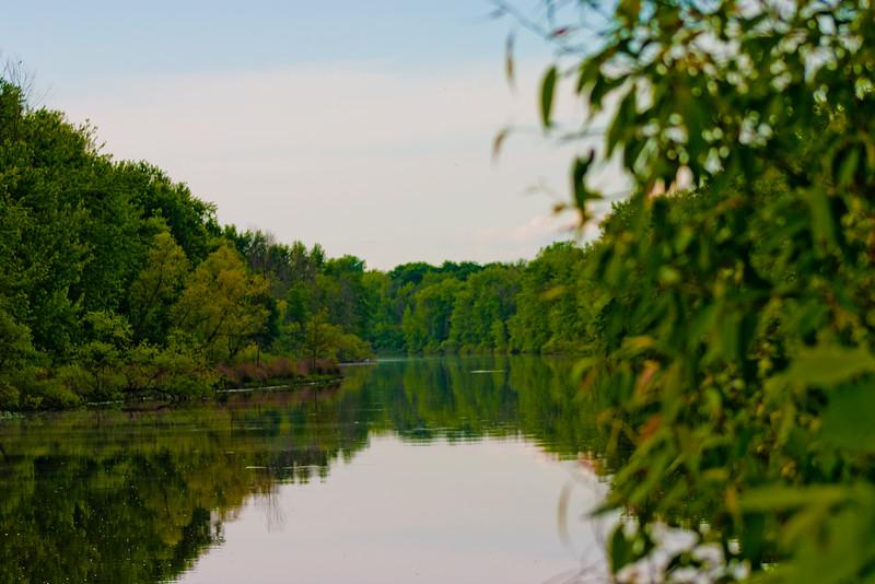 On the Lake in Northern Michigan