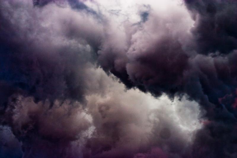 Michigan Storm Clouds