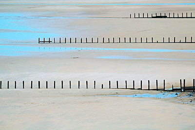Beach in St. Malo