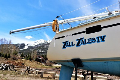 We sold Tall Tales lV this year, as we begin our search for Tall Tales V in Alaska!