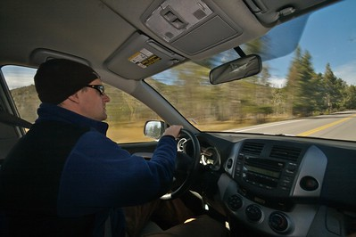 Ryan driving Yellowstone _MG_4288