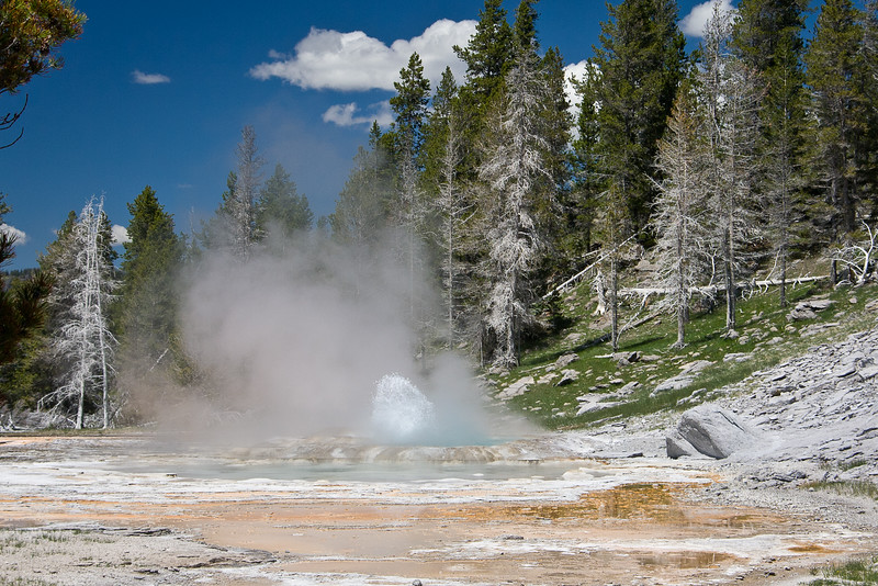 Grand Geyser, Upper Geyser Basin
