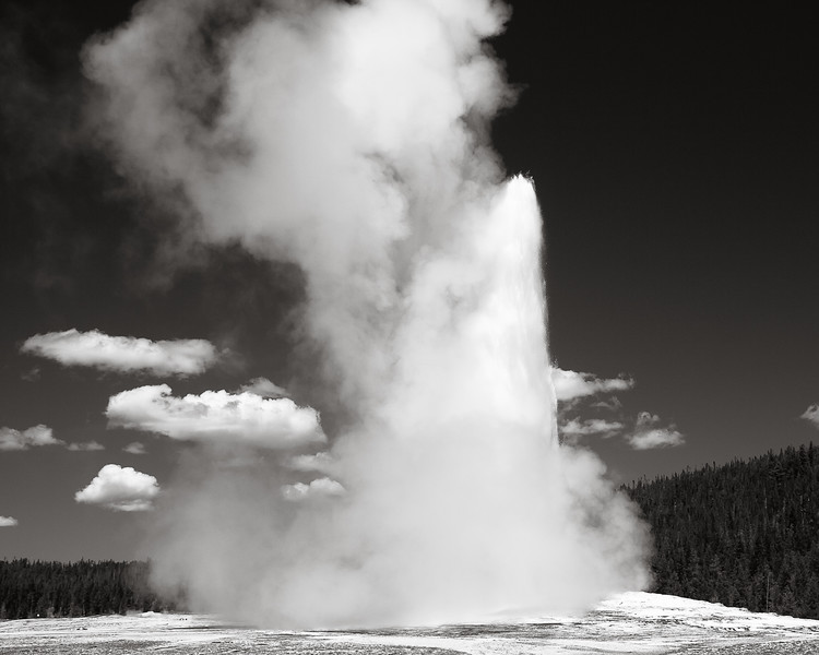 Reliable Old Faithful, Upper Geyser Basin
