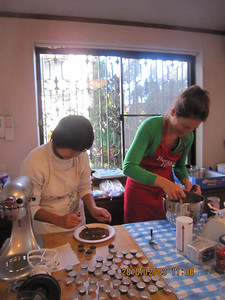 Christmas Baking Class December 3, 2010