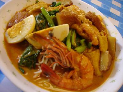 Malaysia Cooking Class November 18, 2010: Mee Kari