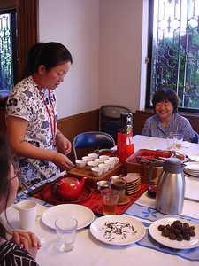 Chinese Tea Ceremony September 22, 2010