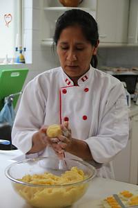 Peruvian Cooking Class May 16, 2012