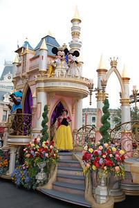 Disneyland Parade.