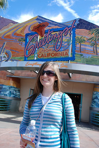 Abbey (KS) at California Adventure.