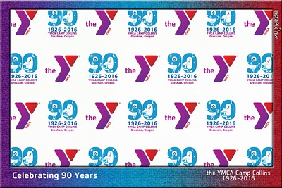 YMCA Camp Collins 90th Anniv.