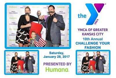 YMCA Challenge Your Fashion 2017