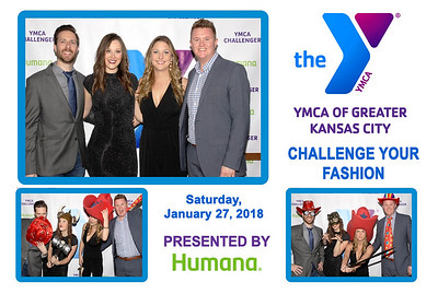 YMCA Challenge Your Fashion  2018