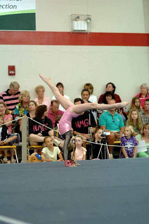 YMCA Gymnastics Meet Sept. 30 - Oct. 1, 2006 (Over 40 Galleries in Total) ** Orders must be placed via e-mail or telephone **