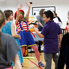 The YMCA held a Healthy Kids Health Fair on Saturday, April 23, 2016.