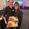 Lenzi's best, Tim Stanulonis of Lowell and JoAnn Lenzi of Tyngsboro