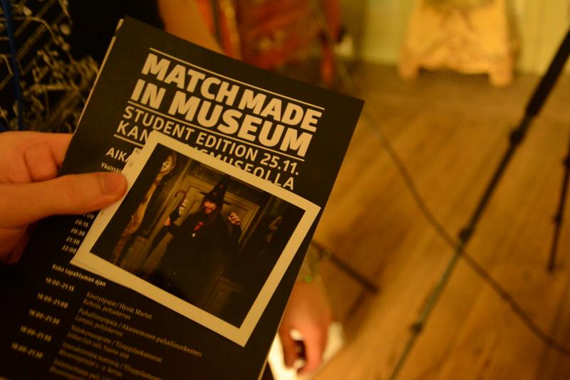 Velho museossa