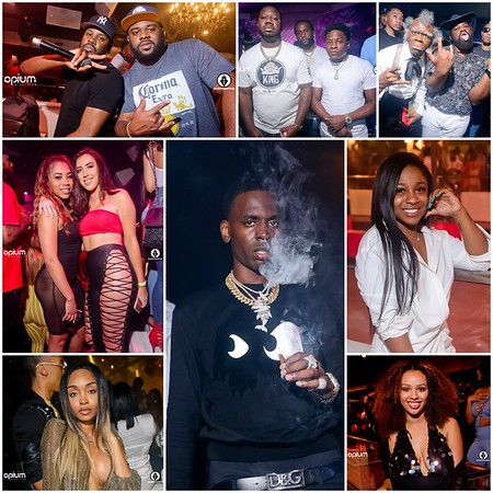 YOUNG DOLPH @ OPIUM SATURDAYS 5-5-18