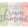 CrownDiamond POST CARD