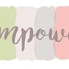 Empower grey Logo ( tshirt)