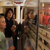 Touring a cruise ship<br /> Old Town Sacramento