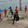 Walk along the American River Trail<br /> Old Town Sacramento