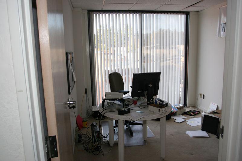 Bill's office...