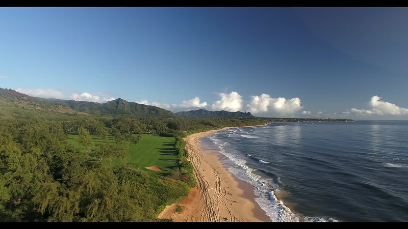 Wailua golf coarse