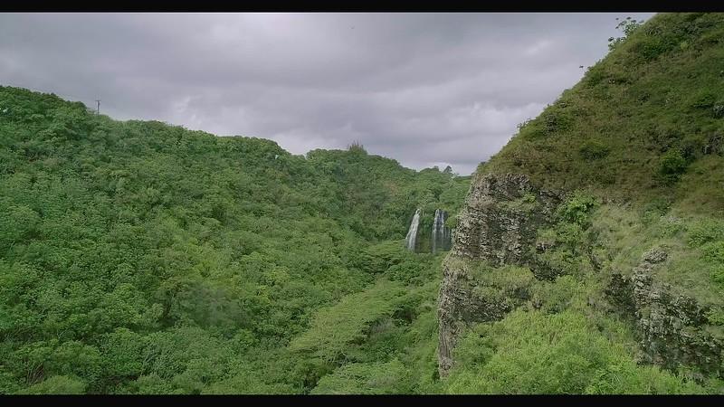 Old Opeka falls